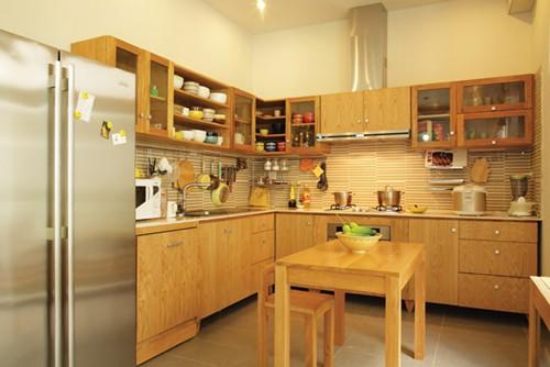 nhà bếp, phong thủy, trang trí, nội thất