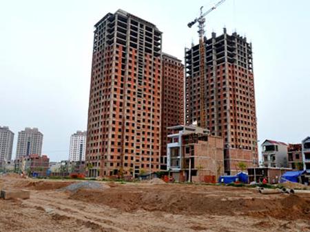 công trình sai phép, xây dựng, bất động sản