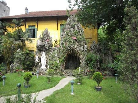 kiến trúc Pháp, biệt thự Pháp cổ, nhà thờ Cửa Bắc