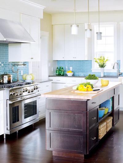 trang trí bếp, thiết kế bếp, nhà cấp 4