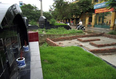 thành phố, Mễ Trì, nghĩa trang, Láng Hạ, khu dân cư