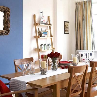 trang trí phòng khách, thiết kế nội thất, nhà đẹp, tạo điểm nhấn cho phòng ăn