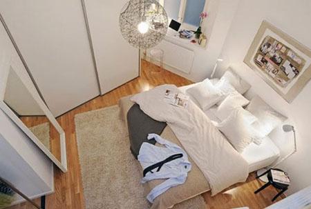 nội thất phòng ngủ, phong thủy phòng ngủ, trang trí phòng ngủ, bài trí thông minh