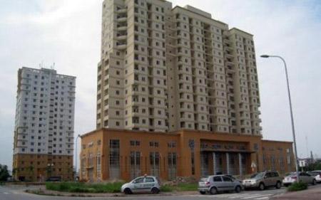 giá trần dịch vụ chung cư, Hà Nội, bể bơi, cục thuế, ban quản trị nhà