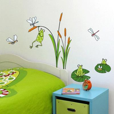 trang trí phòng trẻ, phòng học, thiết kế nhà, phòng ngủ