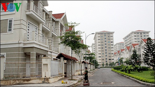 căn hộ, giá nhà, thị trường nhà ở, Hà Nội