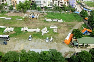 dự án khu đô thị mới, Hanoi Garden City, Khu đô thị mới Đại Kim, thị trường bất động sản