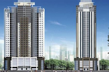 chung cư, xây dựng, hợp đồng mua nhà, siêu dự án Tây hồ Tây, tháp Doanh nhân