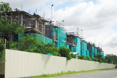 Cập nhật tiến độ một số dự án cao cấp tại Quận 7, Tp.HCM 15