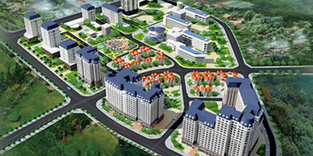 dự án Bắc Cổ Nhuế - Chèm, nhà thu nhập thấp, nhà thương mại