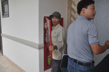 dự án Olalani Resort & Spa, Đà Nẵng, du lịch, dự án chui, phòng cháy chữa cháy