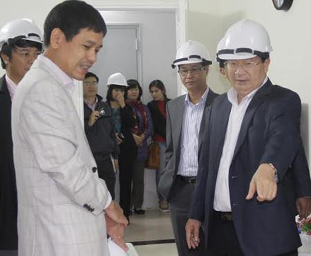 Bộ trưởng Trịnh Đình Dũng, dự án nhà ở Đặng Xá, nhà cho người thu nhập thấp, nhà ở xã hội