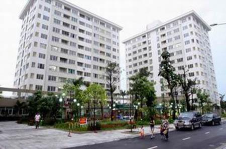 Căn hộ chung cư Hà Nội được khách hàng ưa chuộng cuối năm