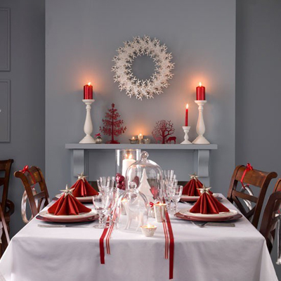 trang trí nhà, Giáng sinh, bài trí phòng khách, nội thất