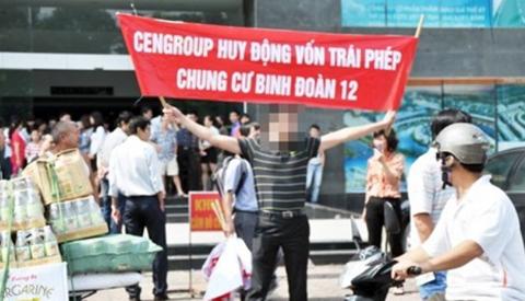 tập đoàn Nam Cường, khu đô thị Dương Nội, Keangnam Landmark Tower, kiện tụng , tranh chấp, phí dịch vụ chung cư