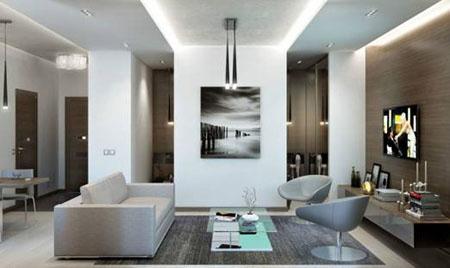 thiết kế căn hộ, nhà chung cư, mua nhà, nhà đẹp, nội thất