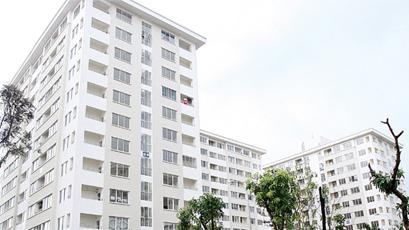 bất động sản 2014, giá nhà, giá đất, thị trường địa ốc, phân khúc nhà ở xã hội