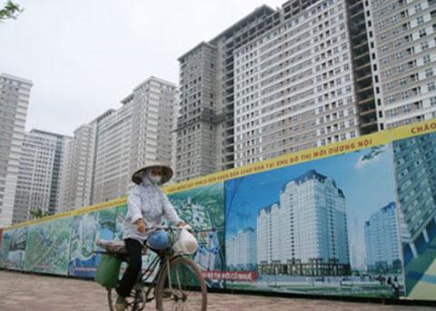 bất động sản 2014, sàn giao dịch bất động sản, nhà chung cư, giảm giá