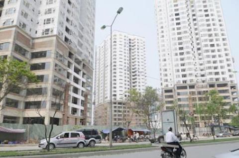 thị trường bất động sản 2014, nhà giá rẻ, nhà thu nhập thấp, đất nền, chung cư