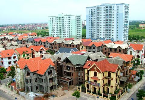 thị trường bất động sản, nhà đất, Luật bất động sản