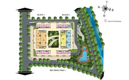 dự án Dream Home, căn hộ cao cấp, kinh doanh, tầng trệt thương mại, bán hàng