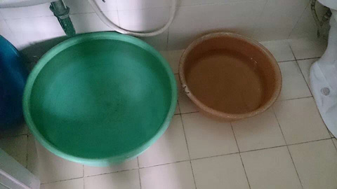 vỡ ống nước sông Đà, Bộ Xây dựng, Vinaconex, hệ thống cung cấp nước sạch, mất nước