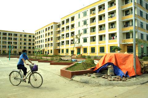 nhà ở xã hội, giá trần nhà ở, Bộ trưởng Bộ Xây dựng