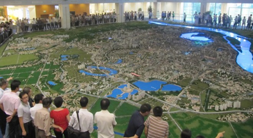 cải cách thủ tục hành chính, Bộ Xây dựng, cải tạo chung cư cũ, Vinaconex, đường ống nước sông Đà