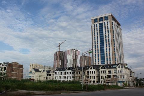 biệt thự hoang, nhà ven đô, liền kề, thuế sở hữu bất động sản, ở nhà thuê