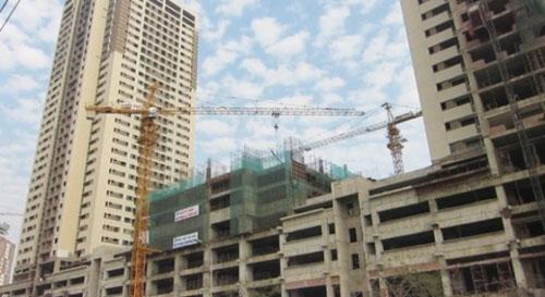 giá nhà chung cư, thủ tục hành chính, dự án bất động sản, xây dựng
