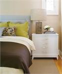 Phòng ngủ ấn tượng với chi phí tiết kiệm
