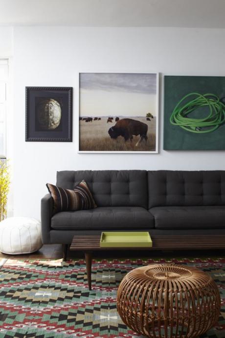 xu hướng, trang trí, nội thất, thiên nhiên, màu sắc