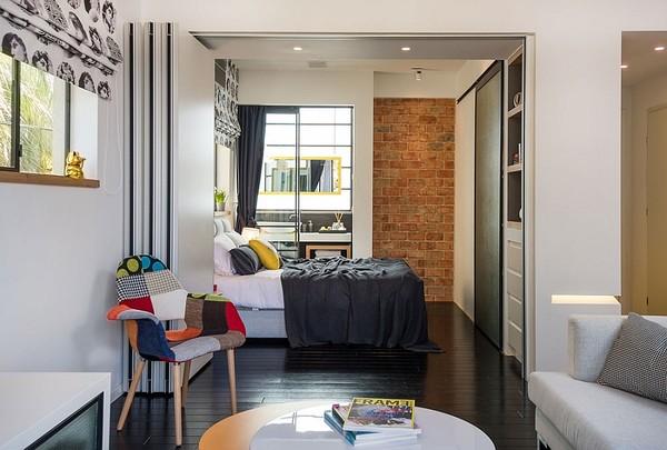 căn hộ, màu sắc, diện tích, thiết kế, nội thất