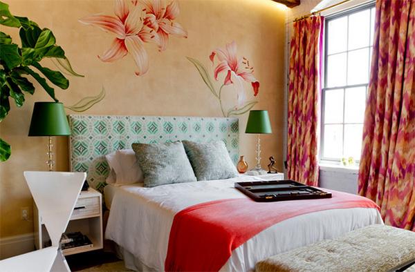 trang hoàng phòng ngủ, concept phòng ngủ, phòng ngủ màu sắc, tiện nghi hoa, concept nhà