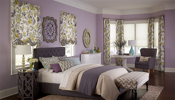 trang trí phòng ngủ, kiểu dáng phòng ngủ, phòng ngủ sắc màu, tiện nghi hoa, design nhà