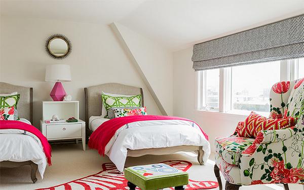 trang trí phòng ngủ, design phòng ngủ, phòng ngủ màu sắc, tiện nghi hoa, qui hoạch nhà