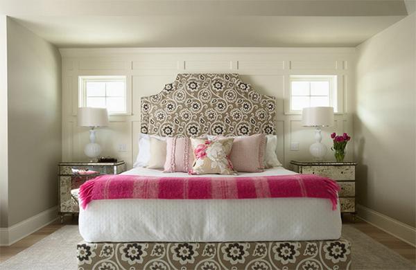 trang hoàng phòng ngủ, kiểu dáng phòng ngủ, phòng ngủ sắc màu, tiện nghi hoa, concept nhà