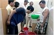 Bị ban quản lý cắt nước, dân khốn khổ