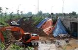 Đường ống sông Đà lại vỡ, 7 vạn hộ dân thủ đô mất nước