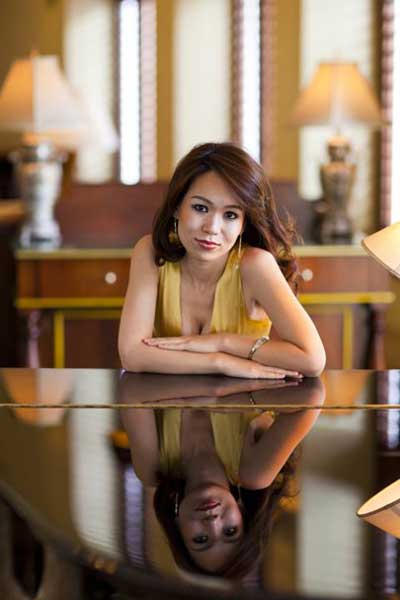 Park Hyatt Hotel Saigon, Rie Furuse, jazz clubs, Dokkyo University