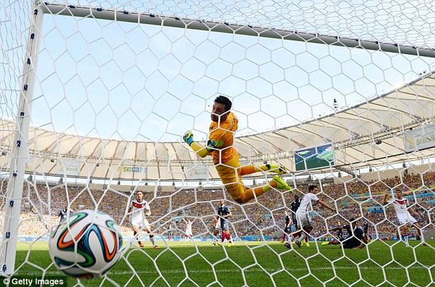 Đức, Pháp, World Cup