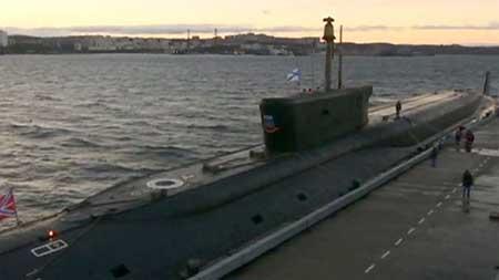Siêu tên lửa Nga được phóng từ dưới biển như thế nào?