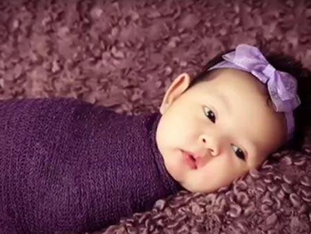 Bí mật đằng sau những bức ảnh trẻ sơ sinh đẹp mê hồn