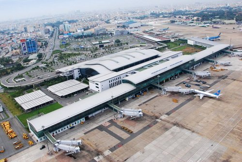 Thousands of flights may be affected by Tan Son Nhat airport upgrade
