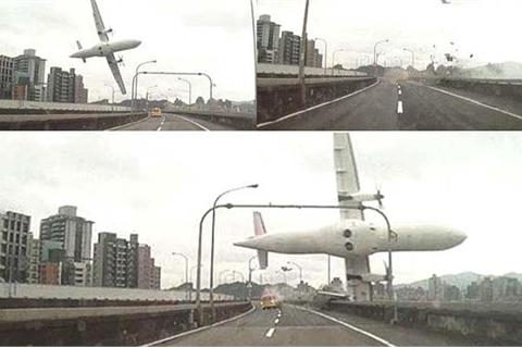 Clip: 15 tháng - 24 vụ máy bay rơi