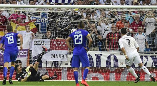 Real Madrid, Juventus, Ronaldo, CR7, Ancelotti, Bà đầm già
