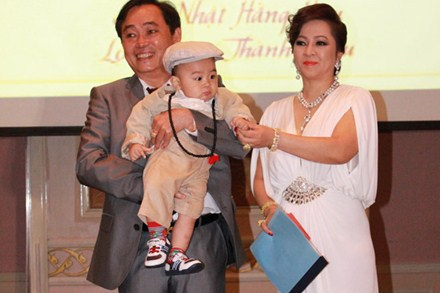 The richest and youngest heirs in Vietnam