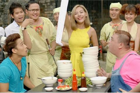 'Kungfu Phở' tung nhạc phim vui nhộn về món Phở