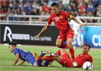 """Những """"điểm nóng"""" trong trận ĐTVN - Thái Lan"""