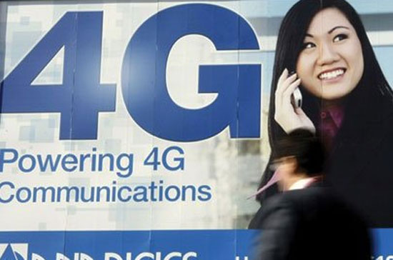The road is wide for 4G service providers but not easy to travel